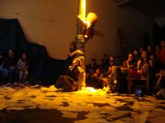 MALA MUERTE Escuela Provincial de Teatro-Santa Fe, Argentina 2013
