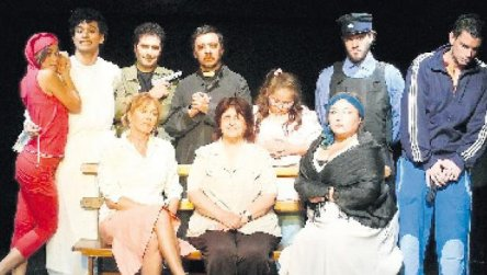 Proyecto Jolie Libois-Escuela Provincial de teatro Jolie Libois- Direccion Eddy Carranza- Cordoba- 2011