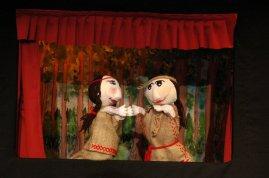 2006 por la Agrupacion Teatral Maria Castaña (Cba- Arg) Direccion Maria Luisa Stille