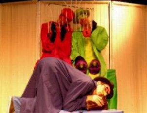 Agrupacion Teatral Maria Castaña (Cba- Argentina) direccion Leo Rey-2005