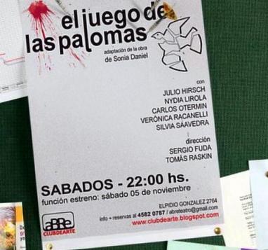 Buenos Aires- Caba-Direccion Sergio Fuda 2011