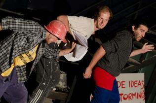 Ciclo Estamos en obra -Direccion Sergio Osses-Cordoba- 2012