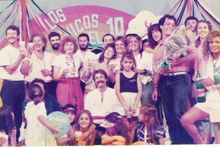 Los chicos del 10- canal 10 Cba (1990)