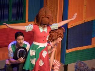 FabuLalo! Agrupacion Teatral Maria Castaña 2014- Dirección Leo Rey